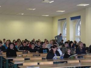 Uczniowie klas maturalnych z Kłodzka mieli możliwość uczestniczyć w zajęciach w charakterze wolnego słuchacza